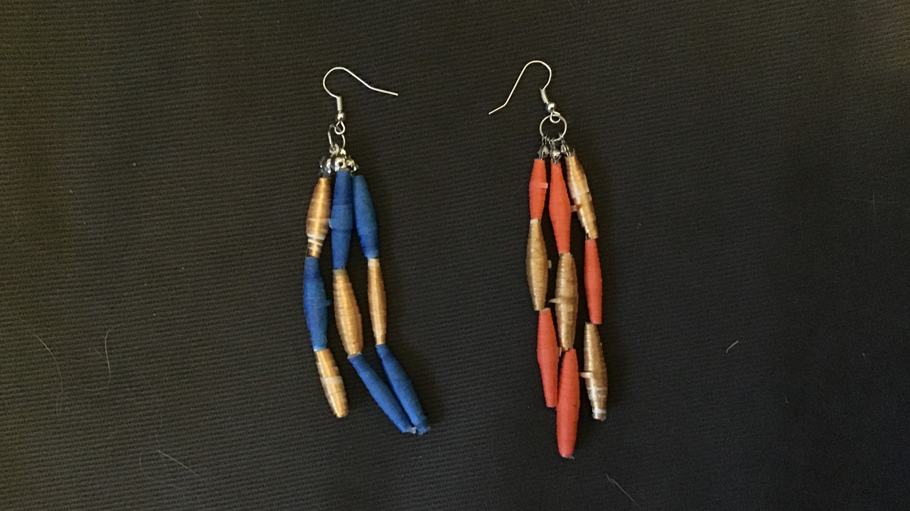 Egyptian Jewellery by Zoe