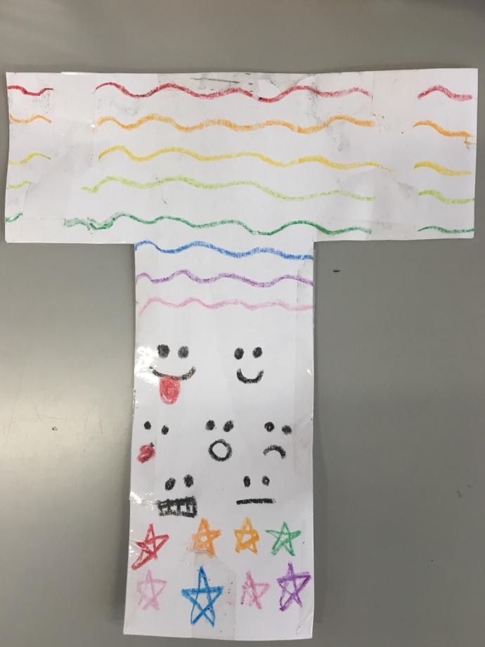 Paper Kimonos by Samar