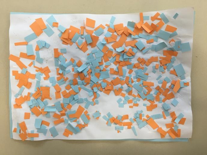 Taleen's Confetti Collage