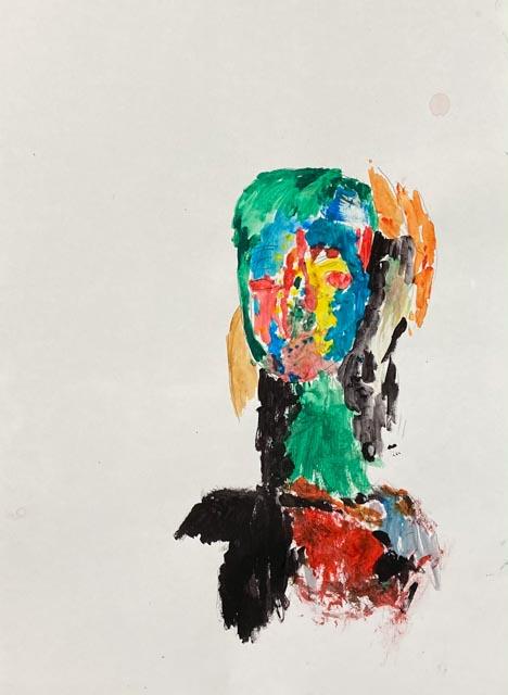 Azarias's Blind Portrait