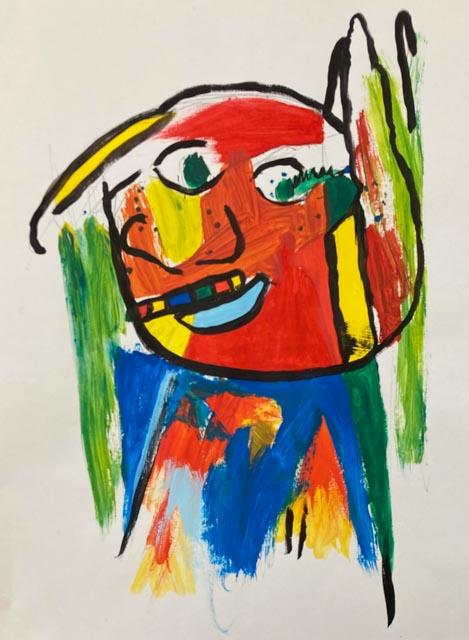 Emily's Blind Portrait