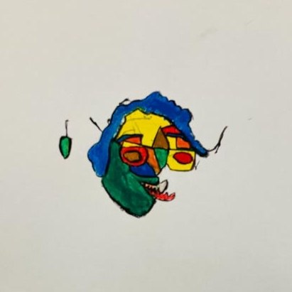 Two Blind Portraits by JiaJie